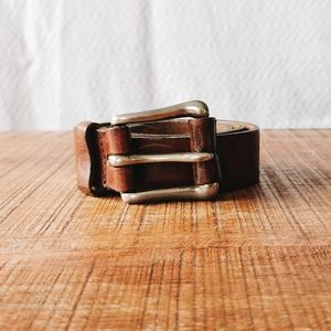 Bootlegger Brown Leather 4004 Belt